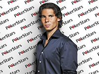Rafael Nadal Stars In Poker Charity Tournament